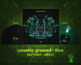 Cosmic Ground - live - DLP 2017 - AR 017