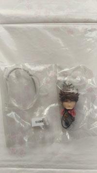 Mini figurine personnage inconnu