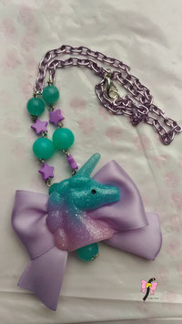 Collier Sweet Unicorn