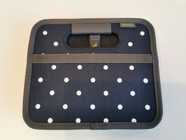 meori Faltbox Mini Dots Marine Blue