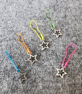 Maschenmarkiererset STARS bunt