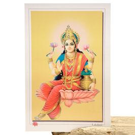 Postkarte Lakshmi