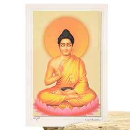 Postkarte Lord Buddha