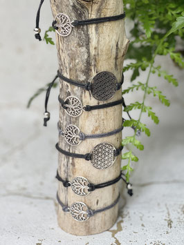Armband - Lebensbaum - Lebensblume - Energie und Kraft