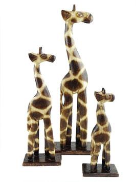 Dekofigur Giraffe
