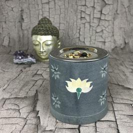 Räucherstövchen Lotus