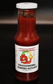 Rauchzwiebel-Gewürz-Ketchup