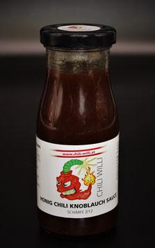 Honig Chili Knoblauch Sauce