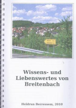 Liebes- und Wissenwertes von Breitenbach