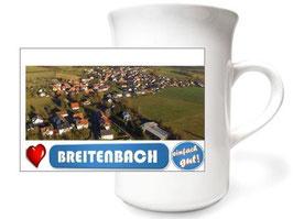 Breitenbacher Tasse schmal