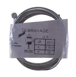 CABLE FREIN D9L8 D2.5 L2.5