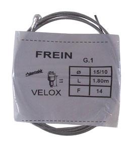 CABLE FREIN D6L11 D1.5 L1.8