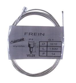 CABLE FREIN D6L11 D1.8 L1.8