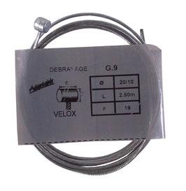 CABLE EMBRAYAGE D9L8 D2 L2.5