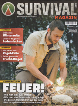 SURVIVAL Magazin