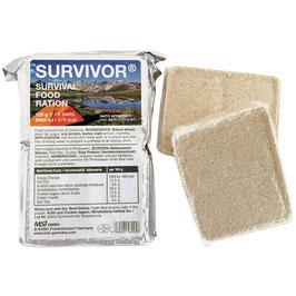 Notverpflegung Survivor