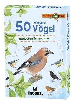 50 Tierkarten