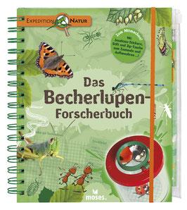Becherlupen-Forscherbuch