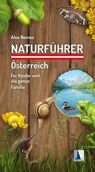 Naturführer Österreich für die ganze Familie