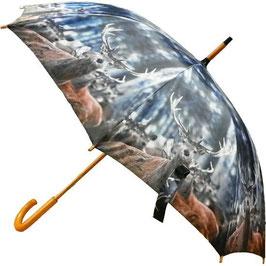 Regenschirm Hirsch