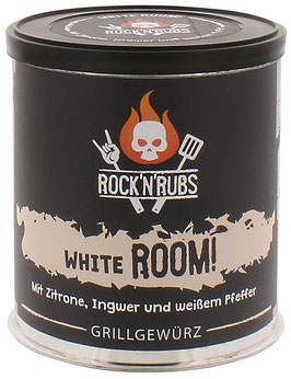 Rock´n´Rubs White Room