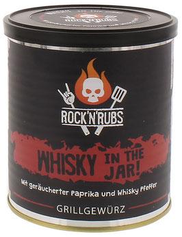 Rock´n´Rubs Whisky in the Jar