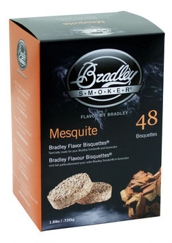 Bradley Mesquite Bisquetten