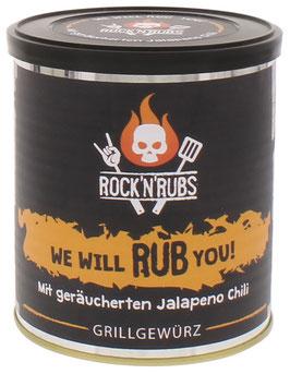 Rock´n´Rubs We will Rub you