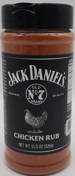Jack Daniel´s Chicken Rub