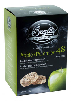 Bradley Apfel Bisquetten