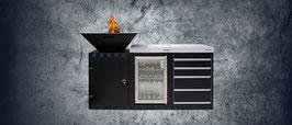 BlackBull Gas Kitchenblock