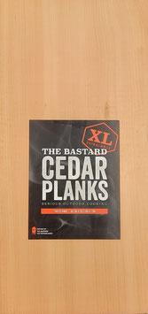 The Bastard Zedernplanke XL (2 St.)