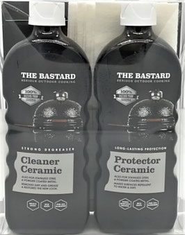 The Bastard Keramik Clean-Set 2 x 500 ml