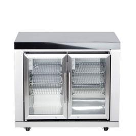 All´Grill Doppelkühlschrank