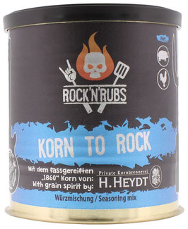 Rock´n´Rubs Korn to Rock