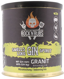 Rock´n´Rub Smells like Gin Spirit