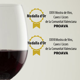 "Pack 2 botellas Vermouth Valenciano ""4Xavos"""