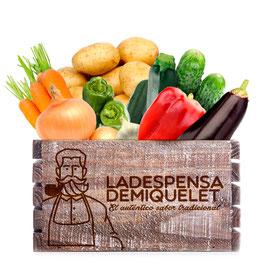 Caja de Verduras Variadas 12/15kg.
