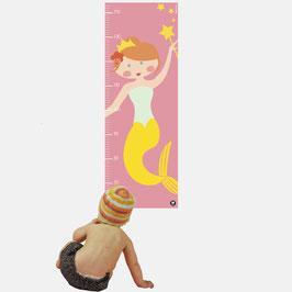 Messposter Meerjungfrau