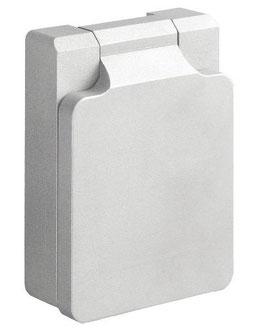 Capot en Aluminium pour entrée de clé de cylindre