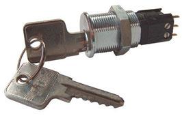 Contacteur à clé série 626