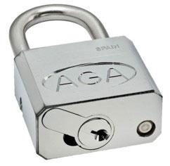 Interverrouillage : Cadenas AGA1601