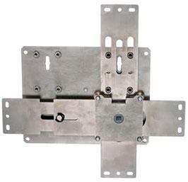 Coffre-fort : mécanisme d'expansion AGA2302-2