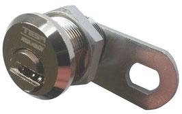 Batteuse 6 goupilles clé réversible à points système MINI6N