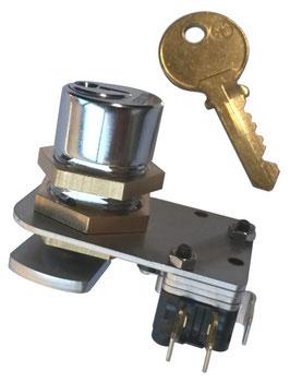 Contacteur à clé AGA1125E