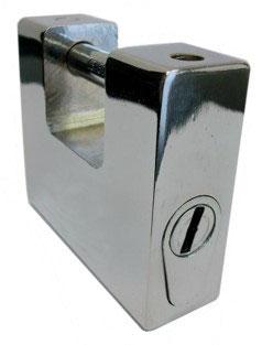 DA : Cadenas de sécurité avec cylindre MEVA