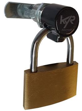 Quart de tour KYR 22 pour cadenas