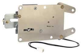 Coffre-fort : Verrou  double intervention électromécanique 3P AGA 229