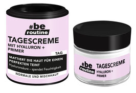 #be routine Tagescreme mit Primer