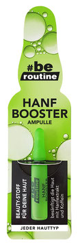 #be routine Hanf Booster Ampulle